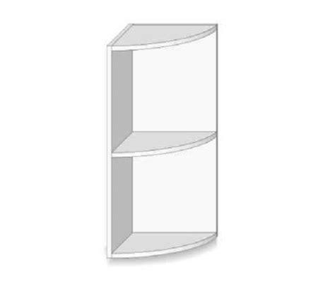 meuble en coin cuisine meuble d 39 angle haut de cuisine ouvert 1 étagère truffe dax