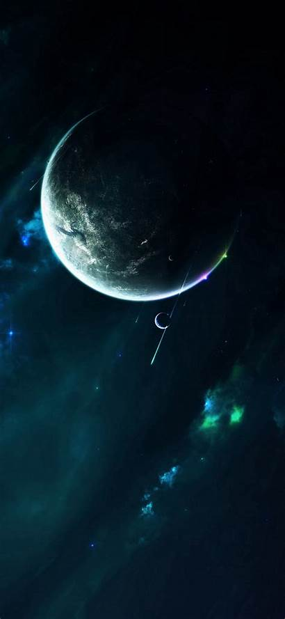 Space Phone 1080 2340 Wallpapers