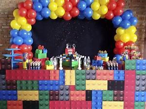Decoração Lego Star Wars em SP Academia de Festas Pronto