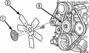 2001 Jeep Grand Cherokee Laredo Clutch Fan Assembly