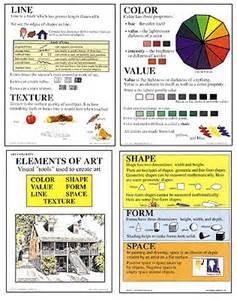 Visual Art Elements