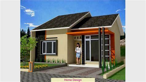 desain rumah sederhana  murah arcadia desain