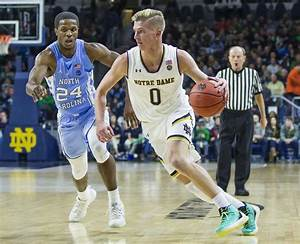 Noie: Another Triangle test for Notre Dame men's ...