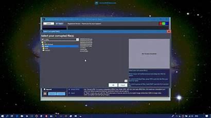 Corrupt Repair Damaged Select Software