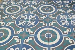 Carreaux De Ciment Unis : le carreau de ciment m3050 format 20 x 20 cm couleurs unis u8 blanc u53 bleu vert turquoise ~ Melissatoandfro.com Idées de Décoration