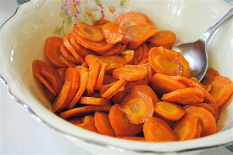 cooking carrots balsamic glazed carrots