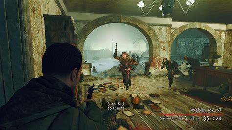 Sniper Elite Nazi Zombie Army Full Pc Game Download Free