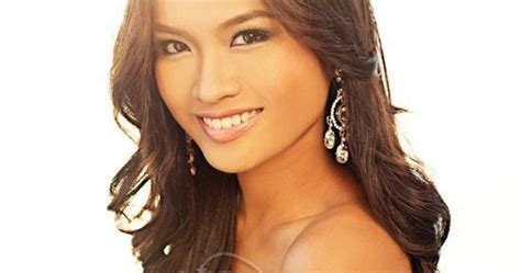 T Janine Beauty Contests Blog Janine Tugonon Miss Universe