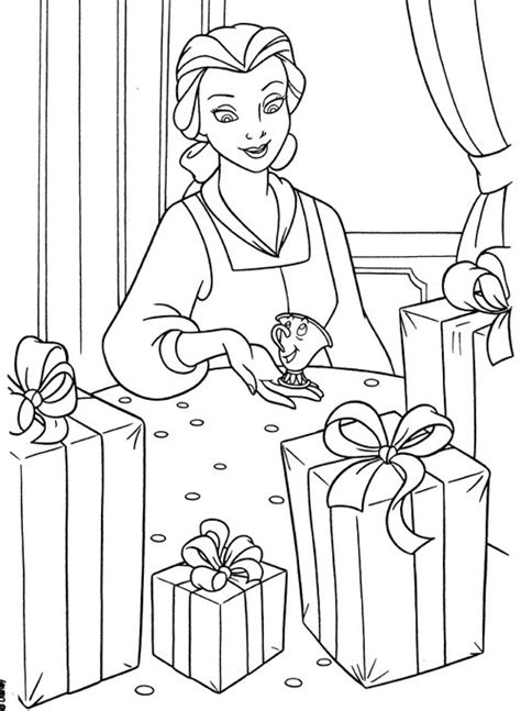 disney princesses belle coloring pages disney coloring