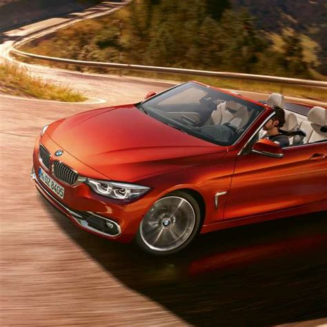 Gambar Mobil Bmw 4 Series Convertible by Bmw 4 Series Convertible Sporty Agility And Stirring