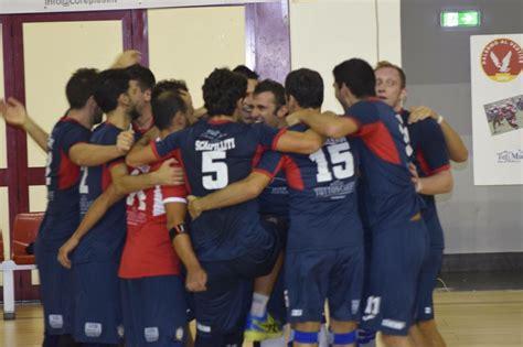 La Savam Costruzioni Letojanni supera a domicilio la Tonno Callipo per 3-0