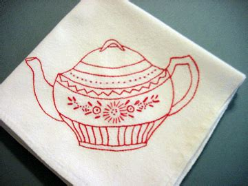 kitchen towel machine embroidery designs tea towels embroidery patterns lovetoknow 8670