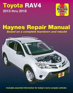 Toyota Rav4 Service  U0026 Repair Manual  2013