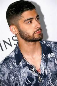 Short Hair  Beard