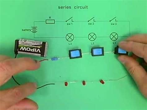 Series Circuit Leds Youtube