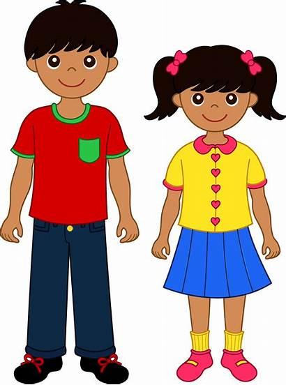 Clipart Cartoon Children Clipartion