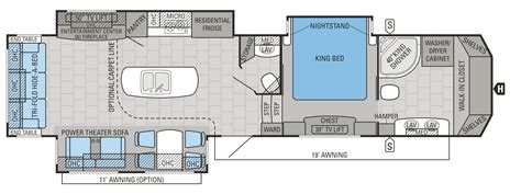 Jayco Designer Fifth Wheel Floor Plans by 2017 Jayco Designer Rv Centre