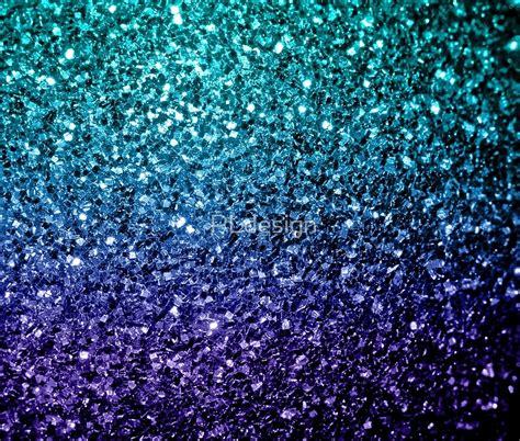 2048 Blue Glitter