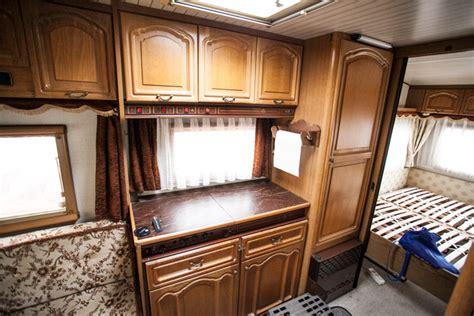wohnwagen innenraum neu gestalten wohnwagen umbau ideen wohn design