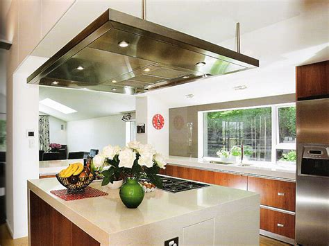 silent efficient range hoods custom  kitchen