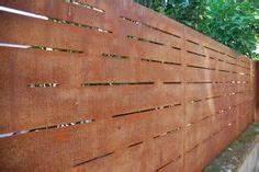 55 idees sympas pour integrer l39acier corten dans votre With superb decoration mur exterieur jardin 0 tonnelle de jardin comment la choisir jardinerie