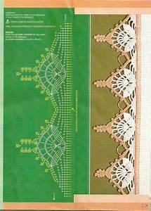 Crochet Edging With Diagram  Af U0026 39 S 28  3  13