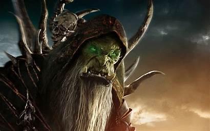 Warcraft Gul Dan Wallpapers