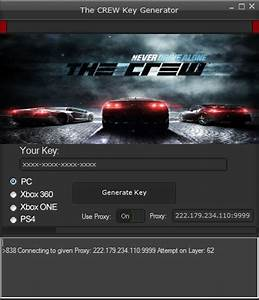 The Crew Xbox 360 : the crew serial key generator pc xbox 360 xbox one ps4 games hacks cheats astuce ~ Medecine-chirurgie-esthetiques.com Avis de Voitures