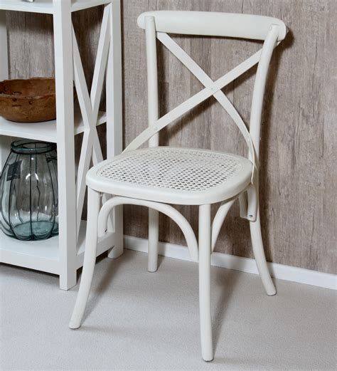white wooden rattan dining chair melody maison 174