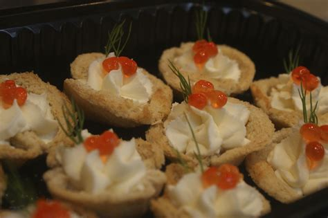 canape filling ideas canape ideas for special occasions