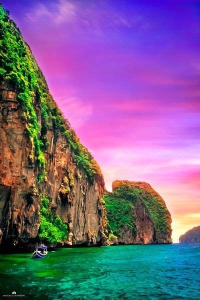 10 Amazing Places To See One Day Phi Phi Island Places