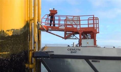successful sea trials of turbine access system sun wind energy