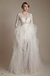 Long sleeve wedding dresses dressed up girl for Where to find long sleeve wedding dresses