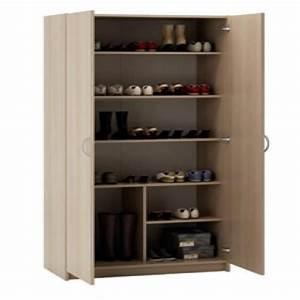 Armoire à Chaussures : armoire chaussure ~ Teatrodelosmanantiales.com Idées de Décoration