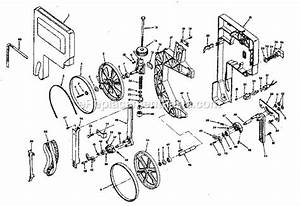 Craftsman 113247210 Parts List And Diagram