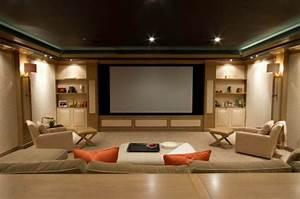 Media Home Cinema : 23 ultra modern and unique home theater design ideas style motivation ~ Markanthonyermac.com Haus und Dekorationen