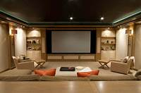 home theater design ideas 23 Ultra- Modern and Unique Home Theater Design Ideas ...