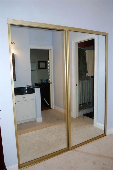 Sliding Mirrored Closet Doors  Sliding Mirror Closet Door