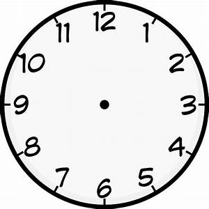 the 25 best blank clock ideas on pinterest learn to With clock face templates for printing
