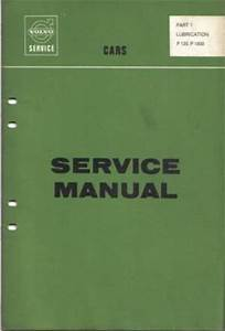 Volvo Service Manual  Brakes  Non