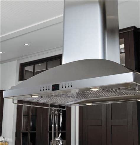 zvsfss monogram  high performance island hood monogram appliances