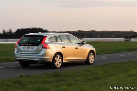 si鑒e voiture ergonomique essai v60 d6 le hybride rechargeable selon volvo