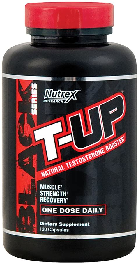 T-UP, 120 Capsules | Piping Rock Health Products