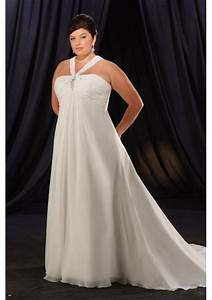 How to find plus size dress for beach wedding life n fashion for Beach plus size wedding dresses