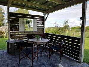 25 b sta id erna om windschutz terrasse p pinterest for Terrasse windschutz