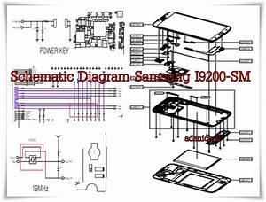 Samsung I9200 Schematic Diagram