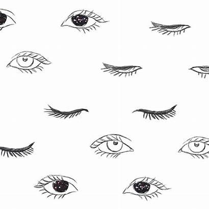 Eyes Ojos Ojo Blinking Eye Glitter Gifs
