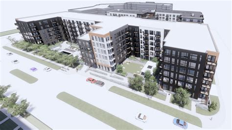 Olive Garden Wayne Nj by Luxe Residential Is Planning 207 Apartments At The Site Of