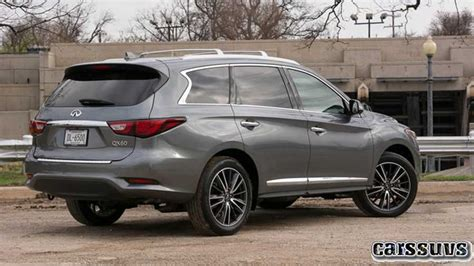 20182019 Infiniti Qx60  New Cars  Price, Photo, Description