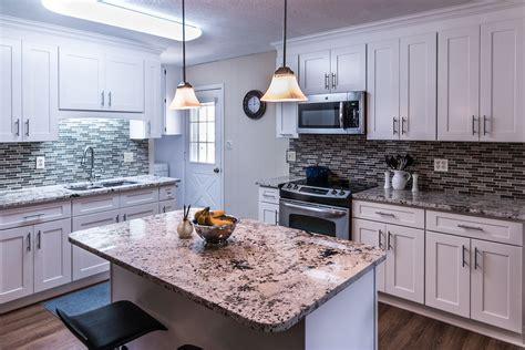 Delicatus Granite White Kitchen Cabinets Delicatus